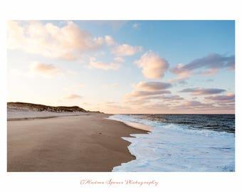 Breathe It In.  Truro, Cape Cod. Coastal Print. Seascape. Truro.  Ocean Artwork. Fine Art Print. Wall Art
