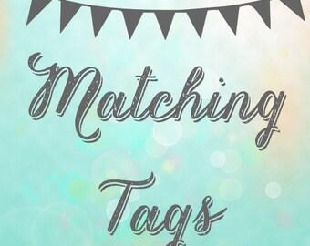 Matching Tags