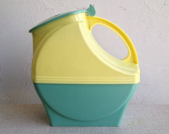 Burroughs Plastic Water Pitcher