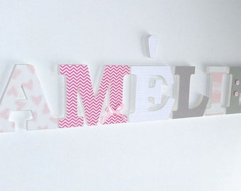 Amelie letters