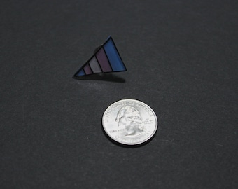 Trans Pride Pin (Triangle)