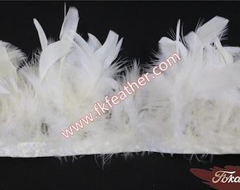 Chandelle Feather Fringe