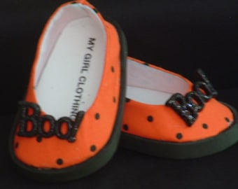 Boo Shoes for American Girl Dolls