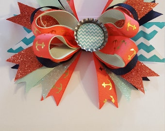 Girl Stacked Bow