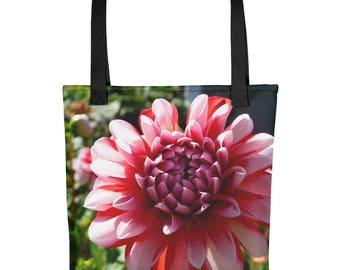 Tote bag, Flower Bag, Book bag
