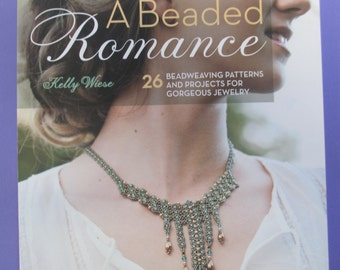 A Beaded Romance How to book Softbound 144 pages new