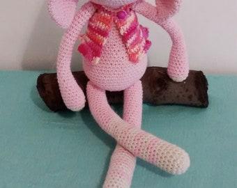Lovely Crochet Amigurumi Bunny