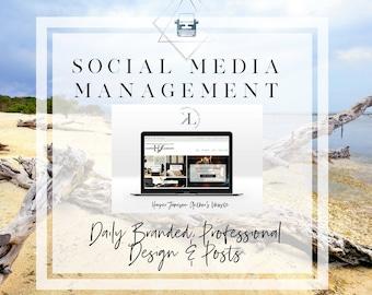 Social Media Management - 3 Months