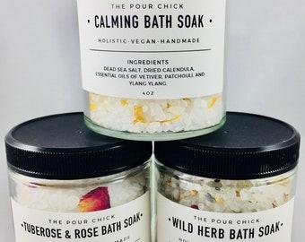Detoxifying Bath Salts