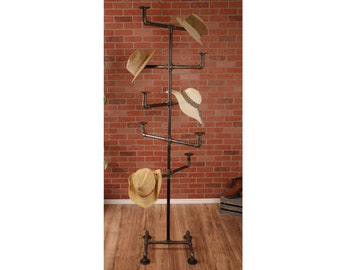 Clothes Rack Rolling Clothing Rack Garment Rack Clothing