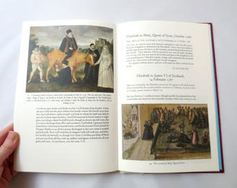 "1974 ""The Private Lives of the Tudor Monarchs"" The Folio Society, London, Christopher Falkins, Editor, Illustrated, With Slipcase"