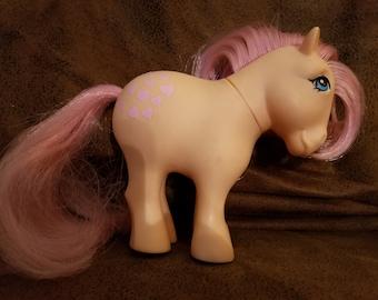 Vintage My Little Pony G1 Peachy Pony