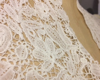 Beautiful Antique Lace collar