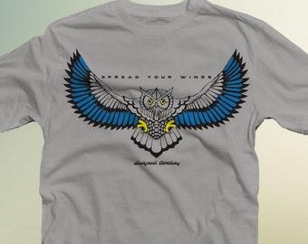 Spread Your Wings School spirit Tshirt