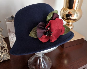 Decorated Hat 54cm, Variety of colours