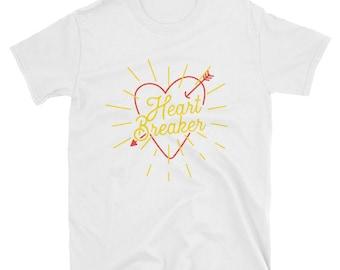 Heart Breaker // Lovers // Single // Valentines Day // T Shirt