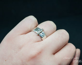 Outlander Ring/Claires Ring/Sassenach/Scottish/Celtic/Wedding Band/Key Ring/Claire Fraser/Outlander wedding/Outlander Gift