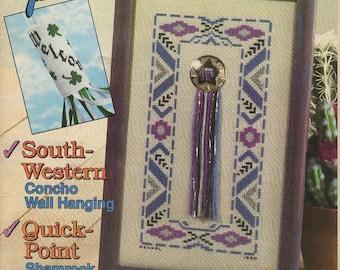 Cross-Stitch Plus Magazine -- Mmarch 1991