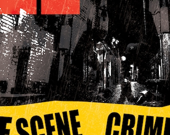 Graphic Novel: IF Anthology Crime (Alterna Comics, 2017) Graphic Novel Anthology
