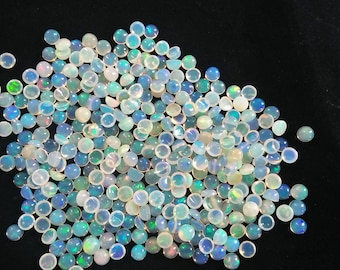 Fire Opal Jewelry,Ethiopian Opal Necklace, Birthstone Jewelry, Dainty Necklace, Welo Opal Jewelry,Occasion & Partywear Necklace,ETN1003