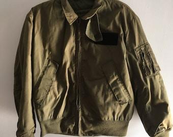 Vintage MA-1 aviator jacket