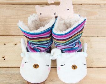 Llama booties