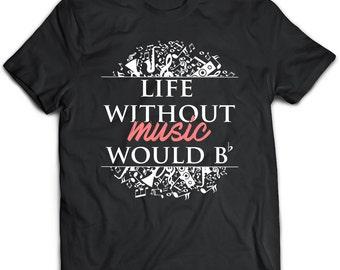 Music Teacher Shirt, Music Teacher Top, Music Teacher Tee, Music Art, Black Tee, Black Top, Black Tshirt, Men Black Top, Women Black Tshirt