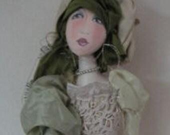 Cloth Doll EPattern - JM915E - Mariah PDF