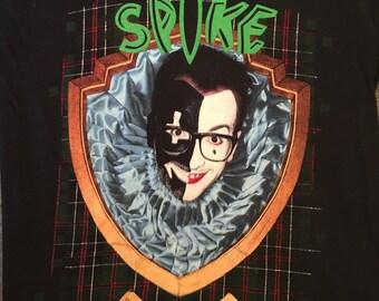 1989 Elvis Costello Spike Tour T-shirt