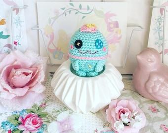 Scrump from Lilo and Stitch crochet amigurumi doll plush ufufy