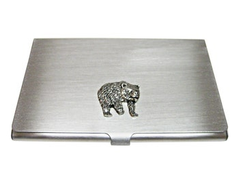 Bear Business Card Holder