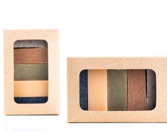 Soap Samples, Soap Samplers, Mini Soaps,Soap Favours,Palm Free Soap,Natural Soap,Soap Sampler Box,Soap Sample Pack,100% Natural Soap Samples