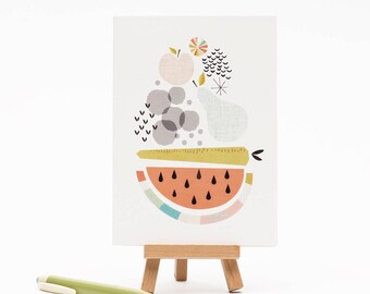 Tooty Fruity -  Card