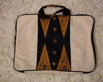 """Batik Laptop Bag 14"""""""