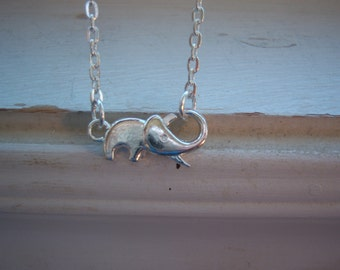 Elephant Necklace - Free Gift With Purchase