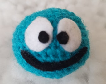 Smiley ball,first toy,baby ball,amigurumi,crochet ball,baby shower,handmade,crochet toy,smile ,plushed ball