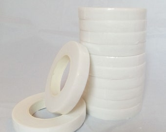 1 Roll White Stem-Tex Floral Tape 13mm Wide