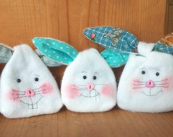 Small Bunny Bags