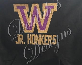 Willows Jr. Honkers/Honkers hoodie