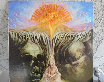 The Moody Blues - In Search Of The Lost Chord-Vinyl Record