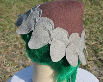 Fae Acorn Hat