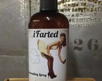 Gag Gift... iFarted Disguising Spray... 2 for 18... Your Choice of Scent