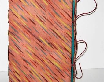 Brushstroke Fabric Sketchbook/Journal