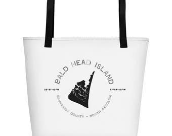 Bald Head Beach Bag
