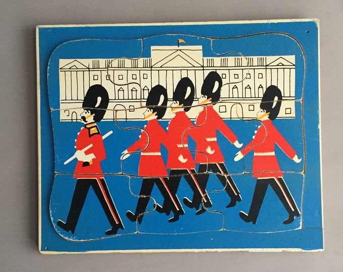 1960s puzzel picture