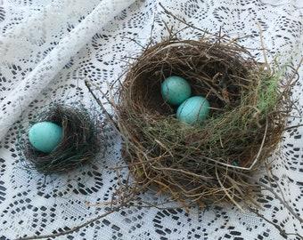 Natural Birds Nests Found Bird Nest Twigs Mud Nest 2