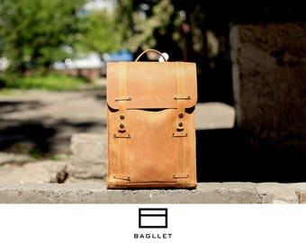 Leather Backpack P006, Handmade backpack, Vintage leather backpack, hipster backpack, leather briefcase, mens backpack, laptop backpack