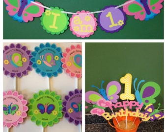 Butterfly Birthday Package
