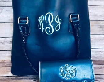 Personalized Purse and Wallet