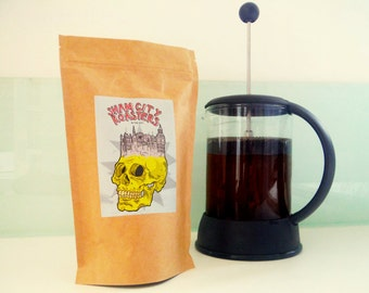 """Filter Coffee, Freshly Roasted - """"In The City"""" Blend From Sham City Roasters, Specialist Craft Coffees Roasted In London"""
